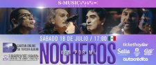 S-MUSIC VIVO | NOCHEROS - Ven por mí